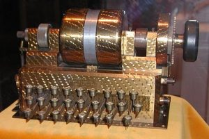 Hebern Rotor Cipher Machine
